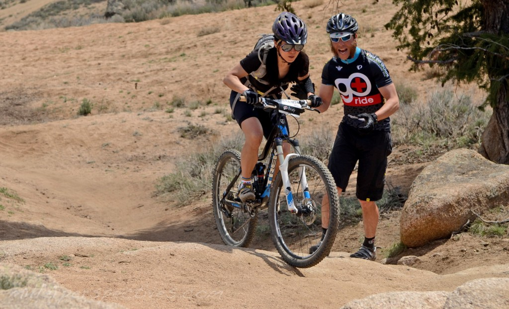 gO Ride Clinics throughout the spring, summer, and fall include mountain bike lessons from expert coaches