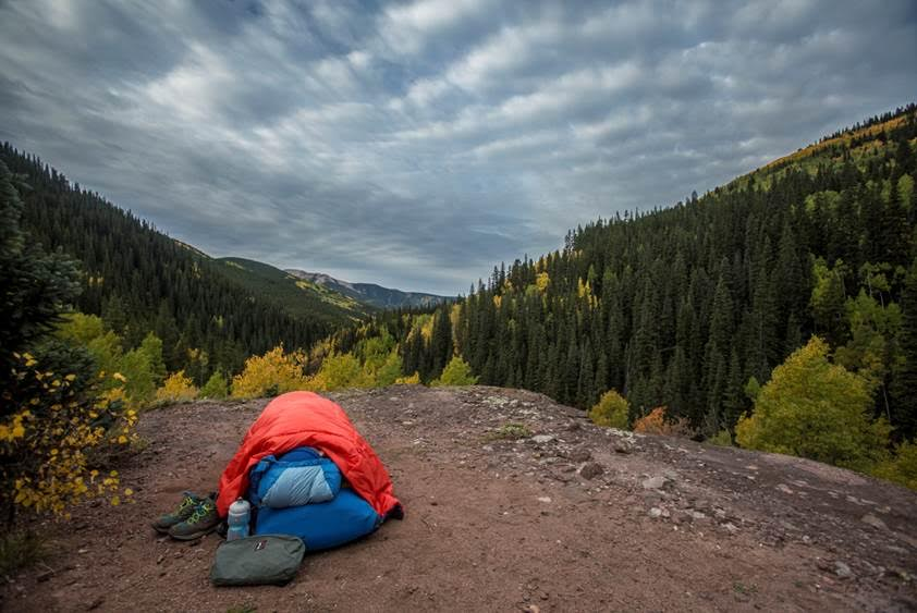 bivy in crested butte