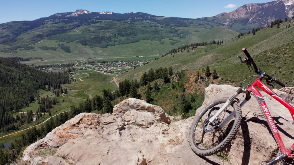cement creek caves overlook crested butte south