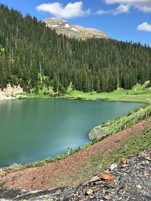 emerald lake gothic crested butte