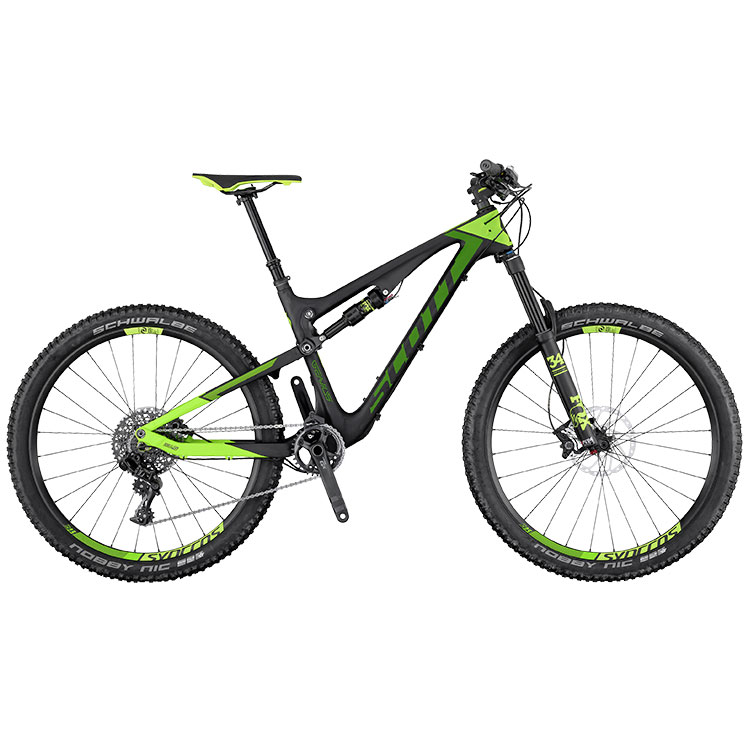 Scott Genius 920 Mountain Bike
