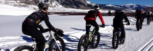 Fat biking is fun at any time in the Gunnison Valley, but those wide tires really come in handy when winter rolls around. TRAILSOURCE.COM