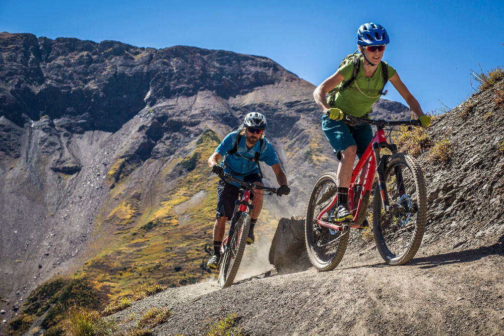 irwin guides guided mountain biking