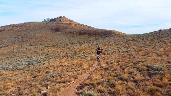 signal peak mountain biking gunnison colorado