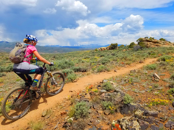 hartman rocks mountain biking gunnison colorado