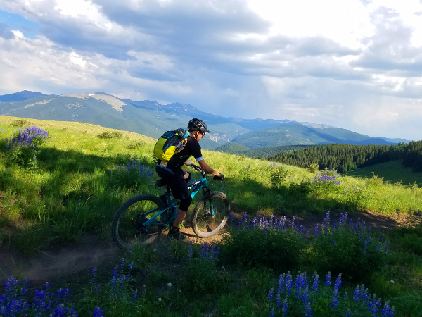 doctor park trail crested butte